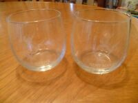 Remy Martin Whisky Tumblers