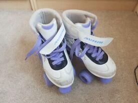 Size 3 Roller Skates