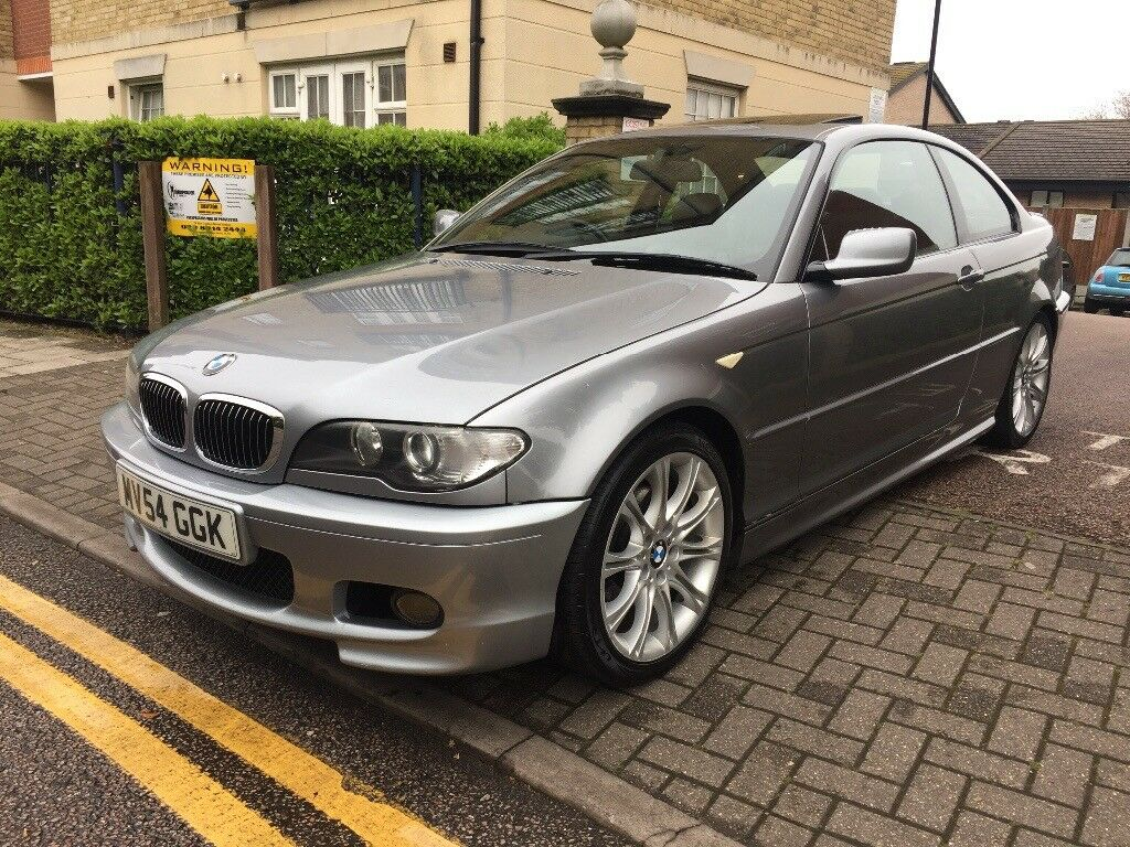 54reg-2005 BMW 325i CI M-SPORT (Manual) | in Manor Park, London | Gumtree