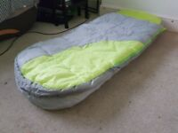 Junior ReadyBed - Kids Airbed and Sleeping Bag in one inflatable mattress , air bed , cot camping