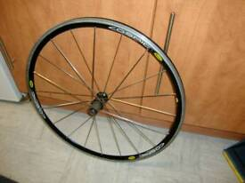 700 c Mavic ( cosmic Elite) racing bike rear wheel