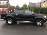 TOYOTA HILUX INVINCIBLE 2008 excellent all round