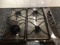 Whirlpool Gas Hob immaculate