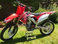 For sale my CRF 250 2010
