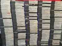 PlayStation 2 ps2 250 games huge joblot