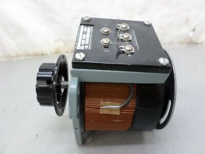 Powerstat Type 116cu Variac Variable Transformer 0-140 Volt 10 Amp