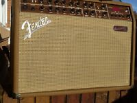 Fender Acoustasonic Pro Amplifier 160 Watts stereo Multi Effects USA Made