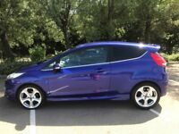 2012 Ford Fiesta Zetec (ST Facelift) With Full Service History / Long Mot / Low Milage / Mint Car