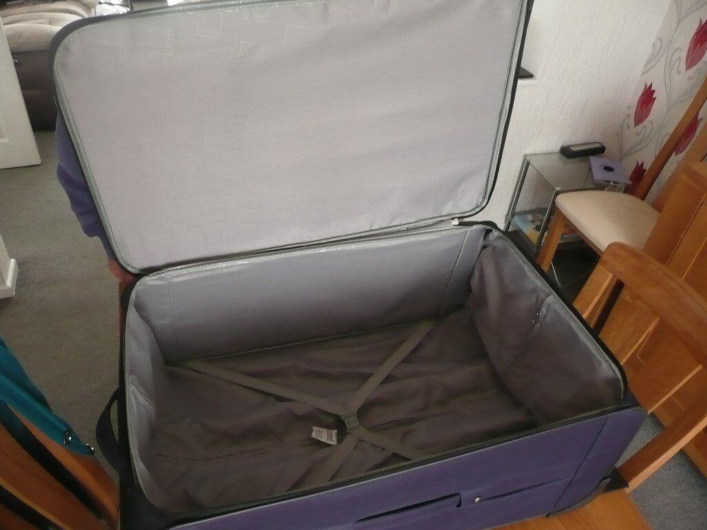 Tripp large suitcase | in Wirral, Merseyside | Gumtree