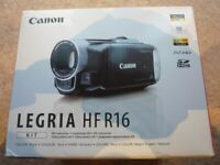 CANON LEGRIA HF R16 Full HD camcorder. Offers welcome.