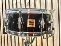 Fibes crystalite snare drum & case. £250 delivered