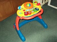 Vtech Grow and Go Safety 3 in 1 musical Baby Walker