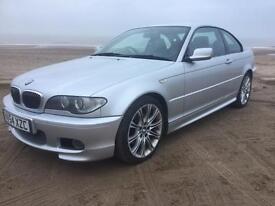 BMW E46 MSport 2.5ltr petrol
