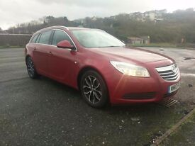 Vauxhall Insignia 2.0 CDTi ecoFLEX 16v Exclusiv 5dr Full service history, alloys