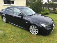 Wanted BMW 5 Series M sport