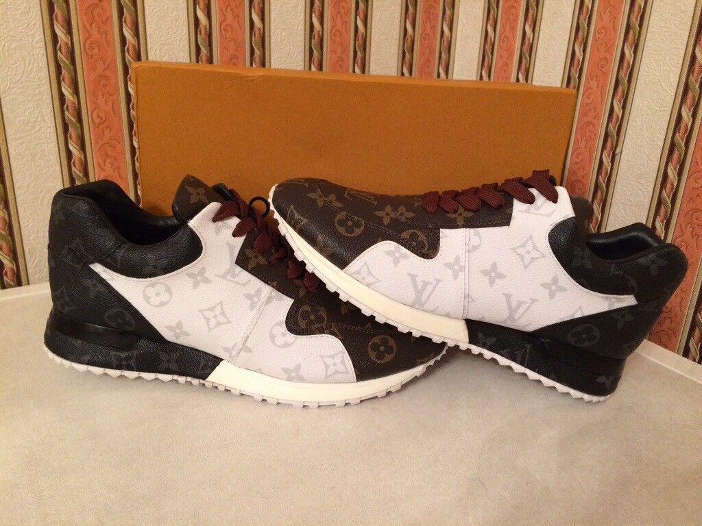 2b7db051467f louis vuitton shoes - size 8
