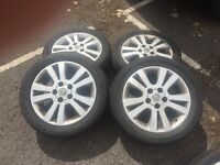 Vauxhall Astra Mk4 Alloys and tyres (5)