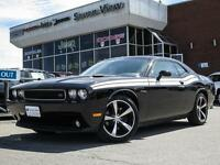 2014 Dodge Challenger R/T,Leather,Sunroof, 20 Inch Wheels