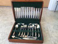 Oneidacraft Stainless Steel Cutlery Set / Canteen