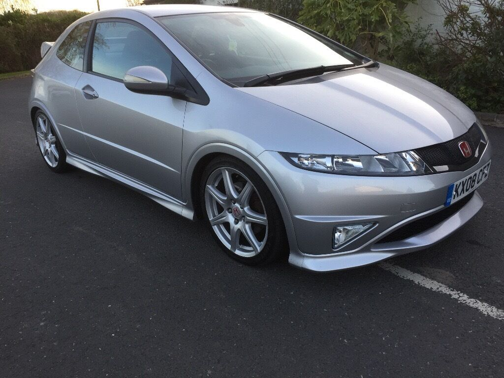 honda civic civic type r silver 2008 in walsall west midlands gumtree. Black Bedroom Furniture Sets. Home Design Ideas