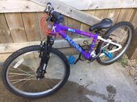 Kona Hula mountain bike