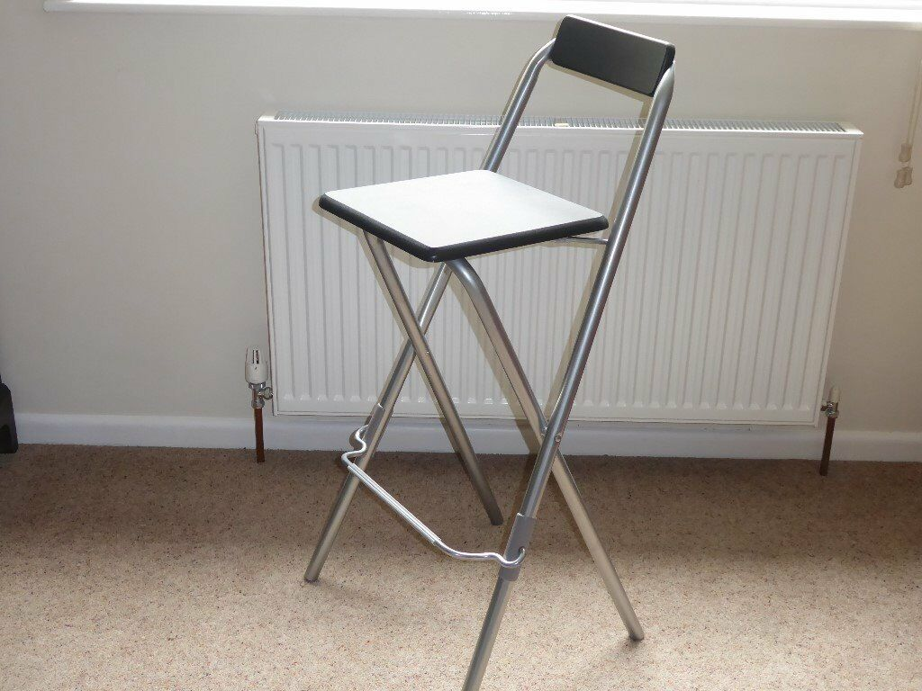 Fold Up Kitchen Stools