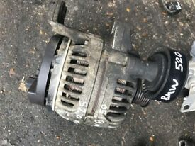 05 BMW 520 E60 PETROL ALTERNATOR