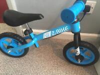 My 1st bike balance bike