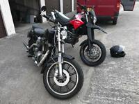 Harley Davidson ironhead XLH 1979