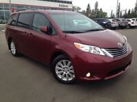 2014 Toyota Sienna XLE AWD Standard Package
