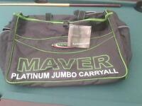 maver fishing carry all