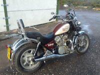 Classic Kawasaki vn750 A2