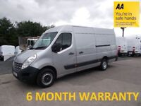 Renault Master 3.5T 2.3 LM35DCi 150 **ONLY 78,000 MILES**LEASE CO DIRECT**12 MONTH MOT**F/S/HISTORY*