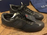 Armani designer trainer shoes
