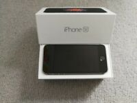 IPhone SE space grey 64GB USED