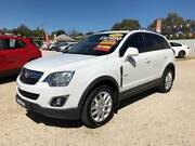 2012 Holden Captiva 5 SUV 2.4L 4cyl Manual Cowra Cowra Area Preview