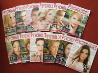 Psychologies Magazines 2014 x 12