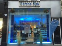 Beautician required for busy Balham high rd Beauty Spa.Experience is a requirement