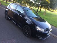 vw polo 1.2 black addition 2011 model DNT MISS
