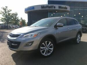 2011 Mazda CX-9 GT AWD LEATHER, SUNROOF, BOSE, HEATED SEATS