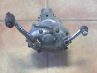 BSA A7/A10 Std Gearbox with kickstart & gear lever- Used