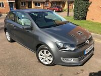 2010 Volkswagen Polo 1.4 SE - Grey - Excellent Condition - only 38k miles - Full Service History