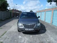 Chrysler Grand Voyager 2.8 Auto Grey Stow and Go