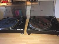 Sound lab DLP-12 Turntables - professional belt drive