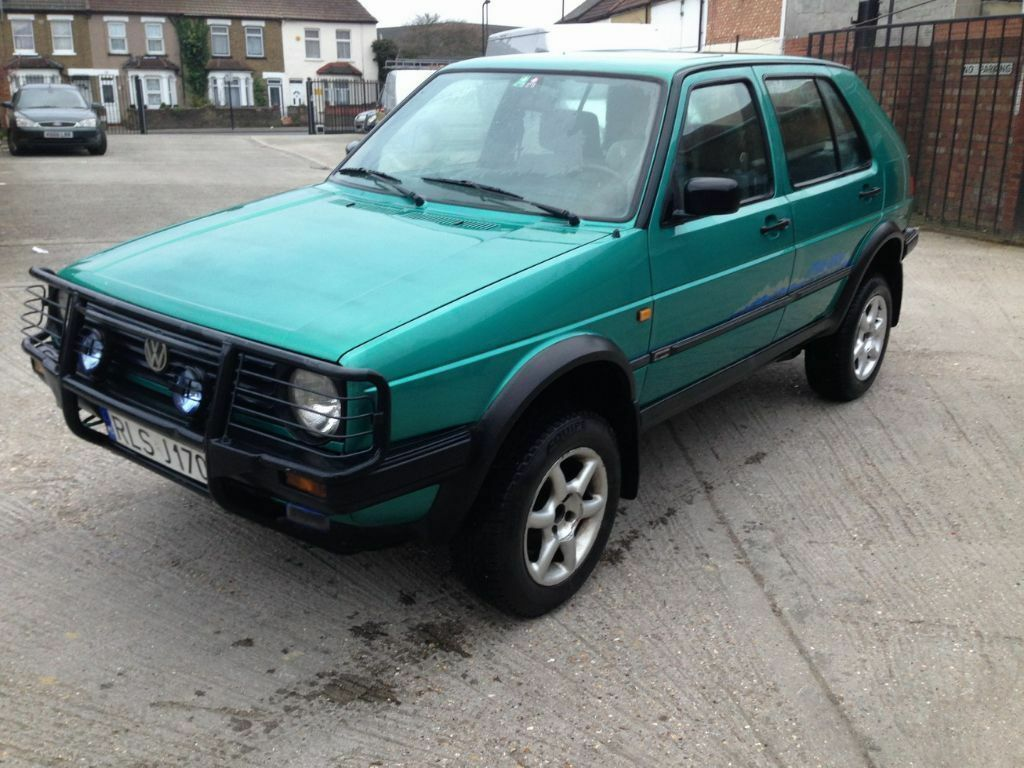 1991 volkswagen vw golf country syncro 4x4 lhd project rare classic in southall london gumtree. Black Bedroom Furniture Sets. Home Design Ideas