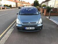 2006 Citroen xsara Picasso 1.6 Petrol 11 months mot and very very good condition any test welcome