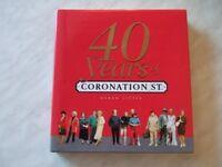 Coronation Street Book - 40 Years of Coronation Street by Daran Little.