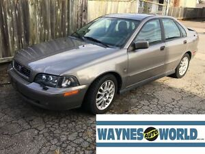 2004 Volvo S40 A