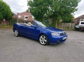 2003 Vauxhall Astra Convertible 2.0 Turbo Z20LET