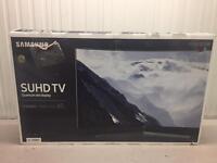 """Samsung 65"""" curved 4k SUHD smart led tv ue65ks9000"""